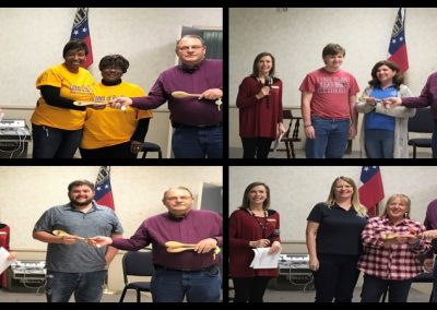 Chili Cook-Off Winners 2018 collage