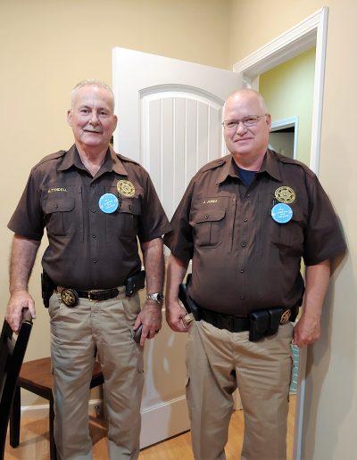 CAP 2019 Capt. Tyndell and Sgt. Jones OCSO